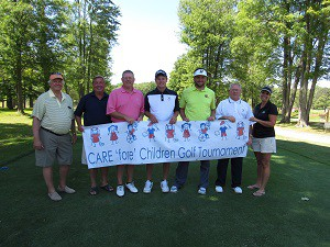 CARE Golf Winners and Sponsors website