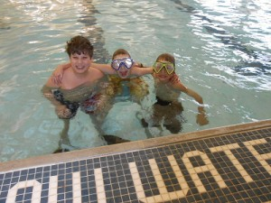 webTHER REC Swimming